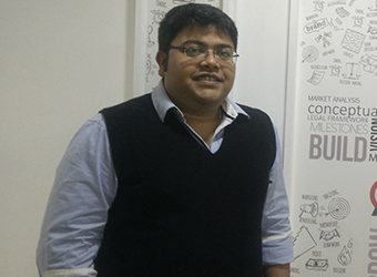 Eyeing new revenue channels, fresh India fund in 2017: Jaarvis Accelerator's Saumyajit Guha