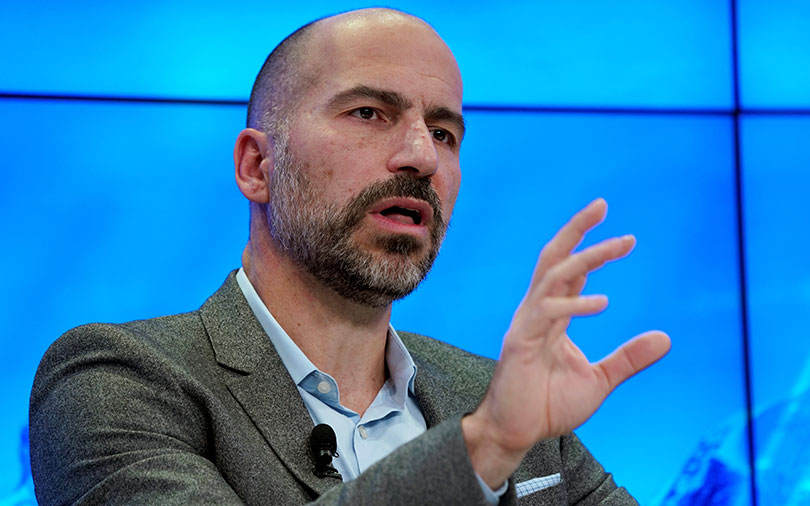 Uber CEO says car ownership bigger threat than Ola, vows to invest more in India