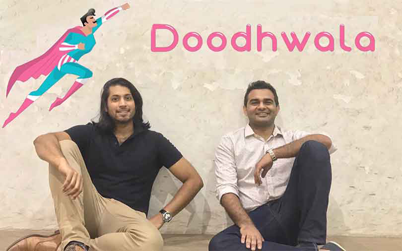 Exclusive: Online milk delivery startup Doodhwala tops up pre-Series A round