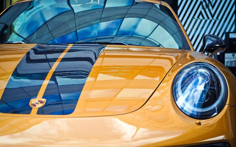Porsche expects its flying cab technology to be ready in 10 years