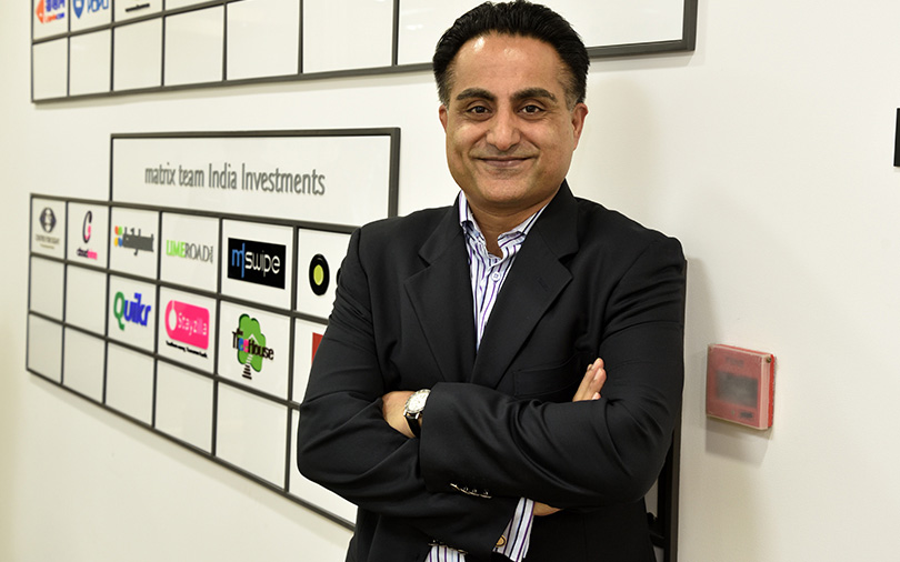 E-commerce still a big opportunity for entrepreneurs: Matrix Partners' Avnish Bajaj