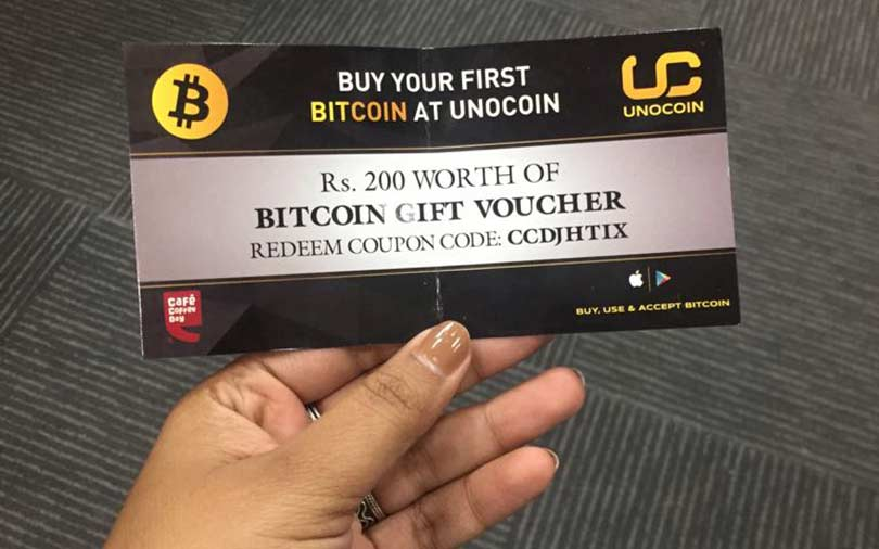 Just smell the coffee and use Bitcoins to book a movie or top-up your mobile