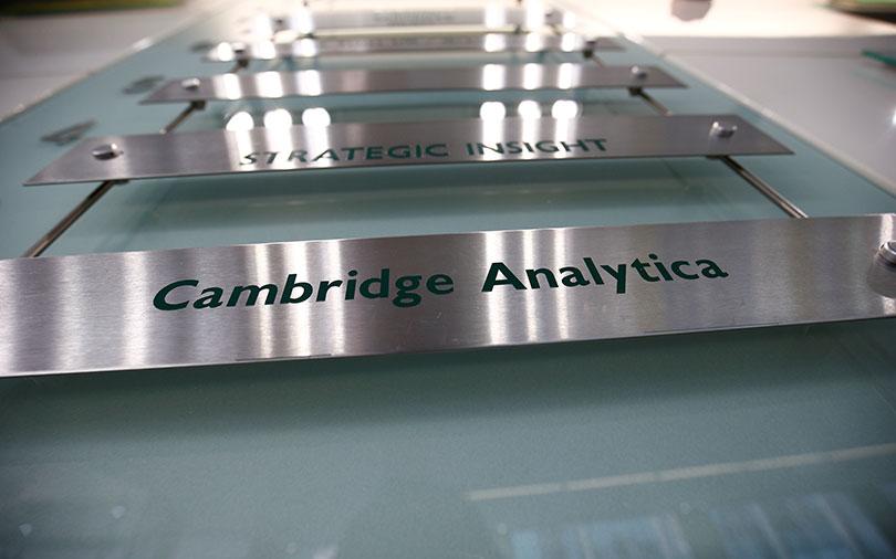 Govt sets deadline for Cambridge Analytica response over Facebook data 'breach'