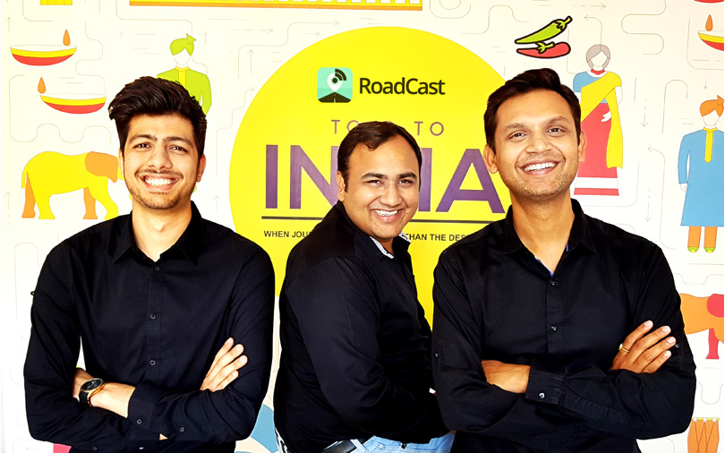 Exclusive: Vehicle tracking startup Roadcast raises angel funding