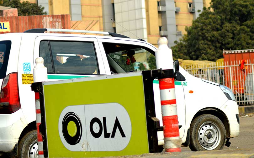 Ola buys Ridlr to enter public transport segment