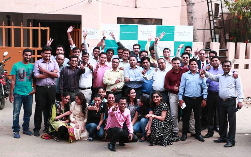 Digital lending startup Namaste Credit raises Series A funding