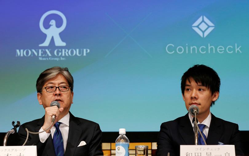 Japanese online brokerage Monex to buy hacked cryptocurrency exchange Coincheck