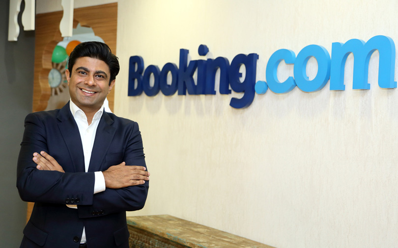 Booking.com bets on non-hotel rooms to take on MakeMyTrip, Airbnb in India
