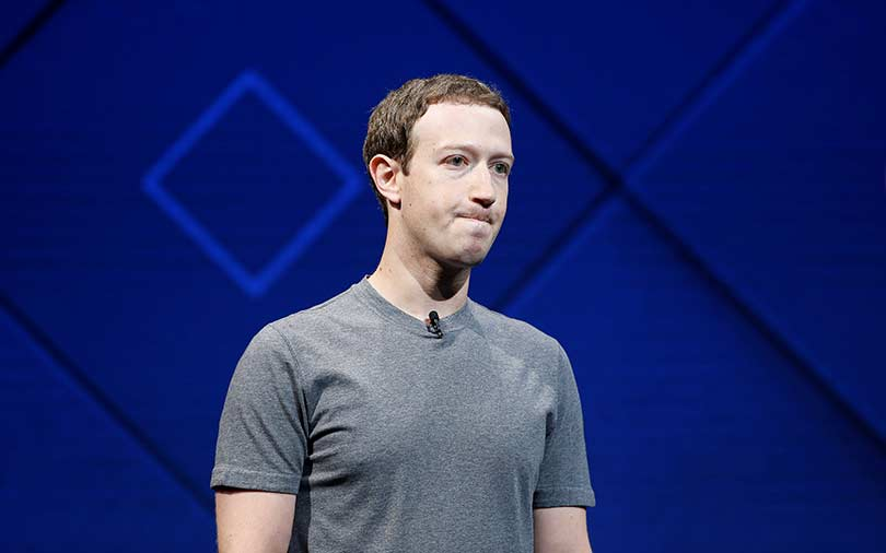 Zuckerberg apologises for Facebook data misuse in bid to head off possible regulation