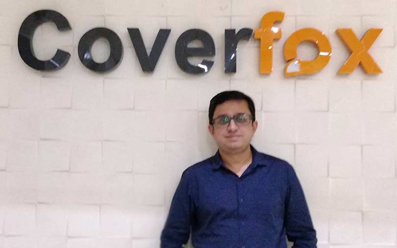 Online insurance broker Coverfox completes $22-mn Series C round