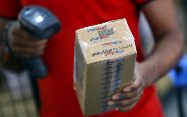 Snapdeal's revenue declines, losses mount in FY17