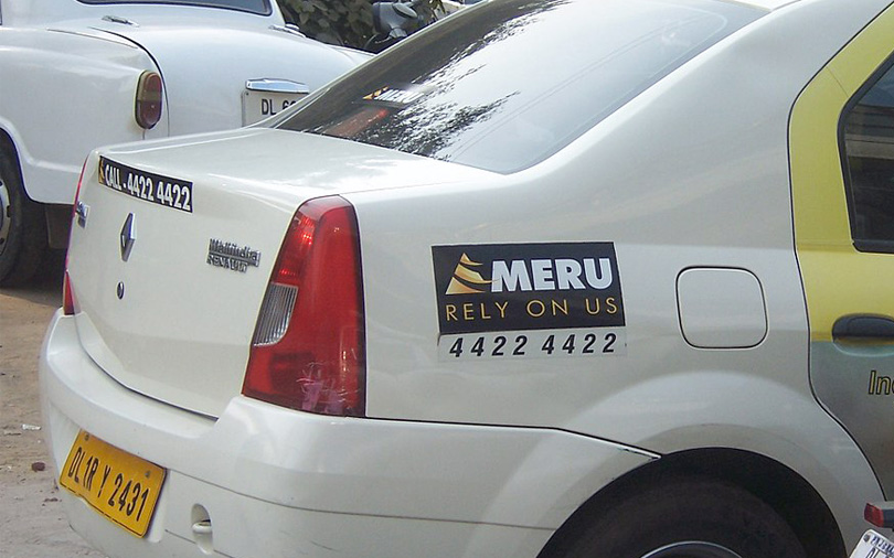 As Ola and Uber fight for supremacy, Meru breaks even and