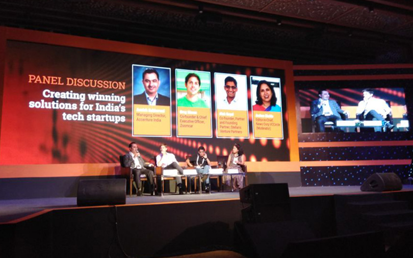 Should startups prefer tech giants to VCs as investors, ask panellists at TechCircle Live