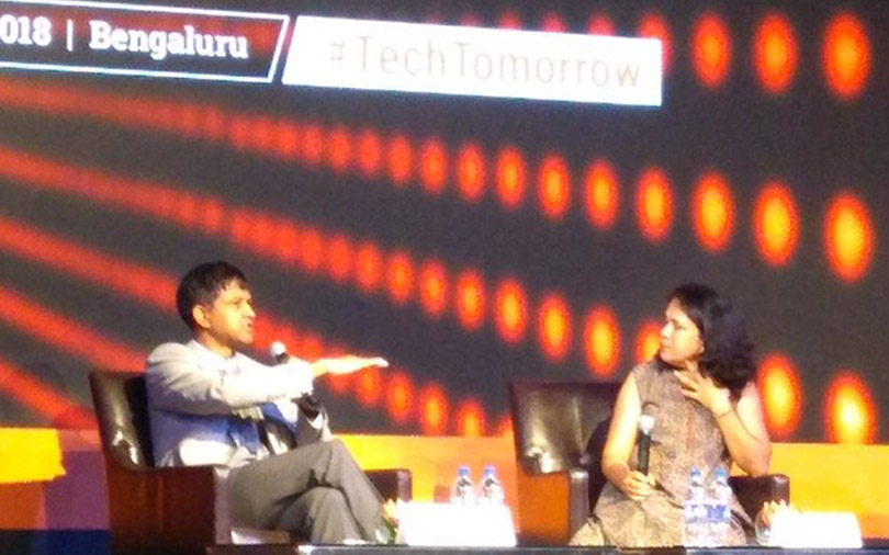 AI revolution is only just beginning: Intel's Prakash Mallya at TechCircle Live