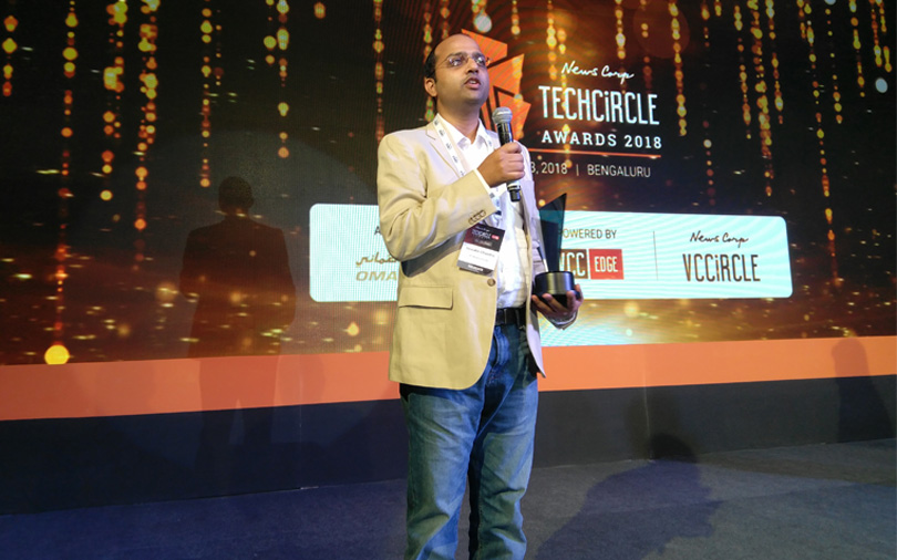 This startup made the winning elevator pitch at TechCircle Live's showcase session