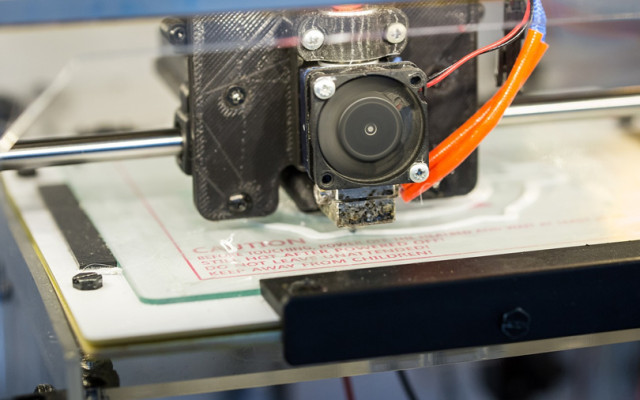 3D printers are now letting doctors make simulated body parts