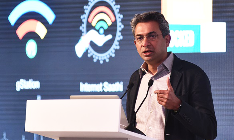 Committed to data security concerns, to comply with Indian laws: Google's Anandan
