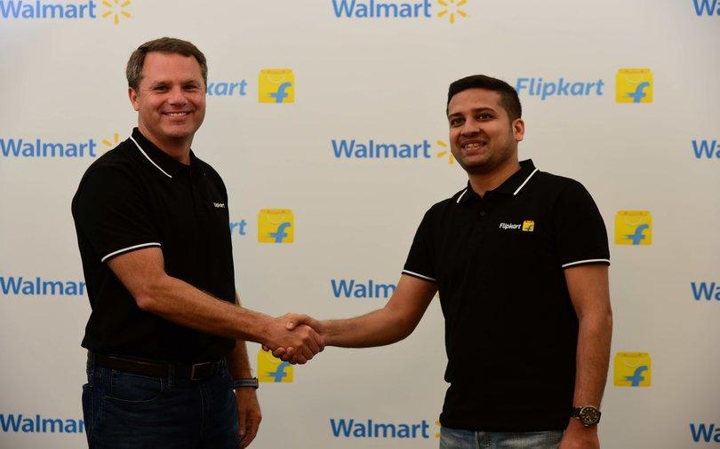 It's official: Walmart to buy 77% stake in Flipkart for $16 bn