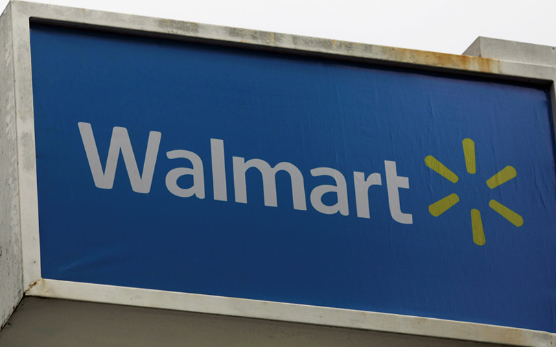 Walmart's quarterly US e-commerce sales growth accelerates