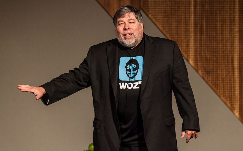 Steve Wozniak thinks Ethereum could become as influential as Apple