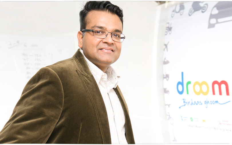 Will be fully profitable in less than a year: Droom's Sandeep Aggarwal