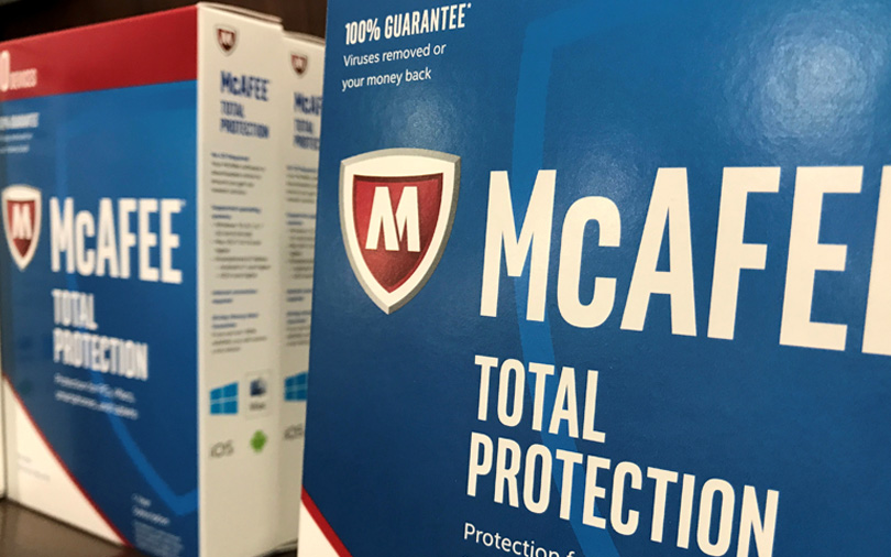 US cybersecurity firm McAfee eyes digital wallets as users pile in for e-payments