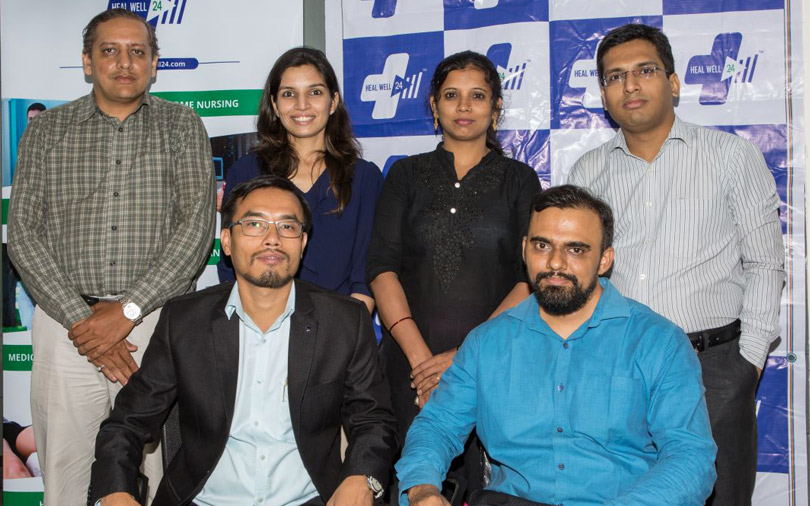 Home healthcare aggregator HealWell24 raises pre-Series A funding
