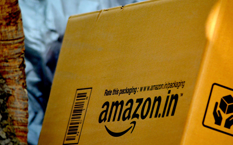 Amazon's India marketplace FY17 loss widens as costs climb
