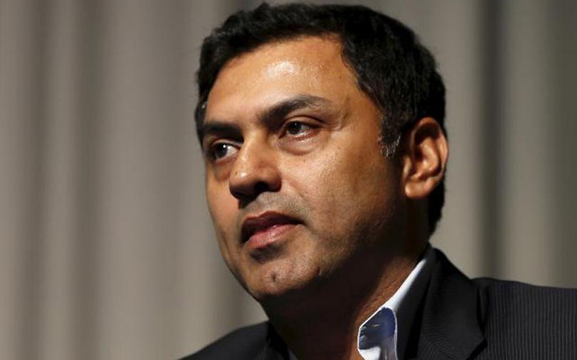 Former SoftBank COO Nikesh Arora joins cybersecurity firm
