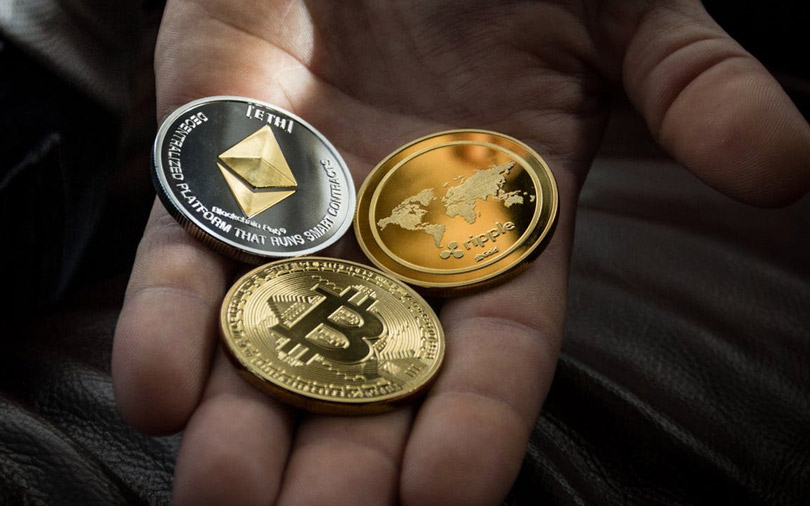 Global cryptocurrency sales jump in 2018 but monthly trend slows