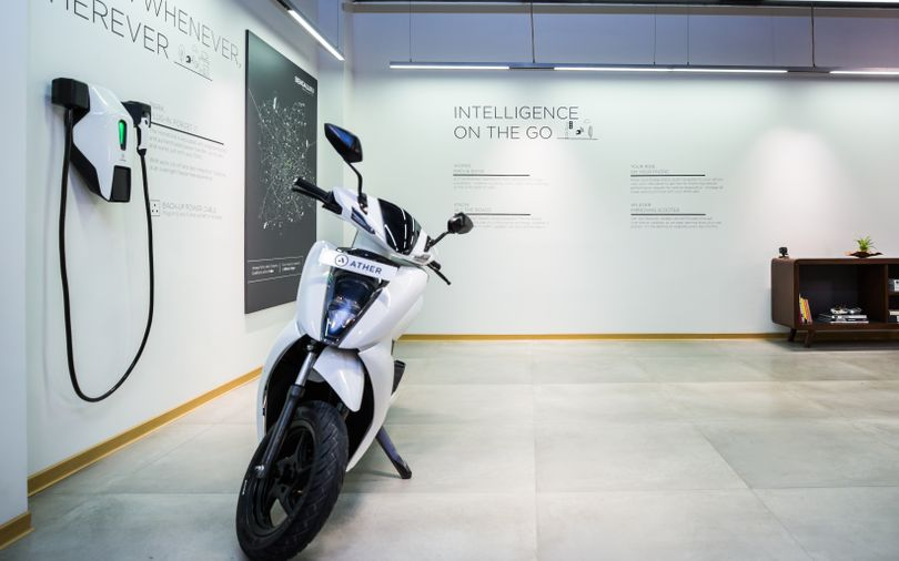 What's smart about VC-backed Ather's flagship electric scooters
