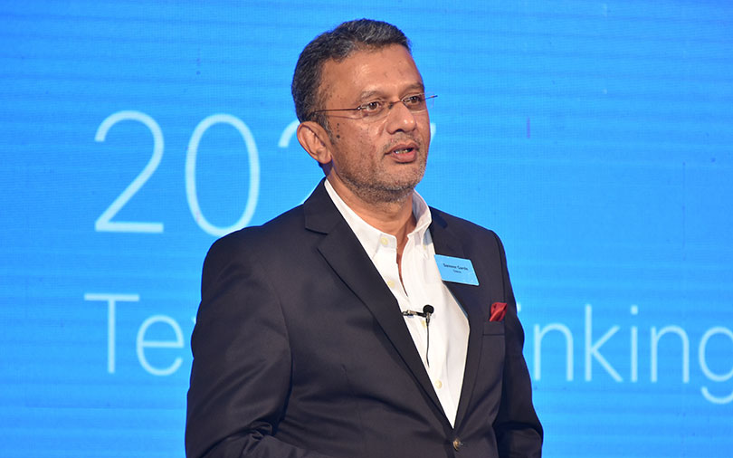 India leading Cisco's shift from hardware to software: Country president Sameer Garde
