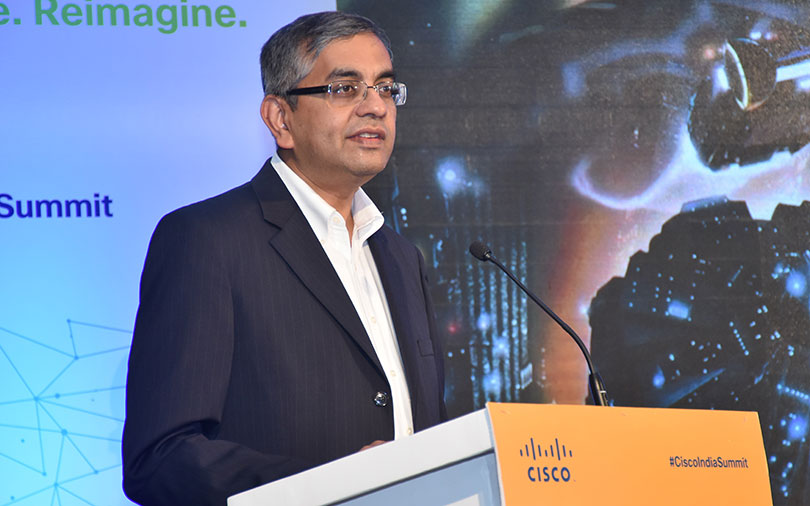 Cisco India's VC Gopalratnam on why automation will not take away jobs