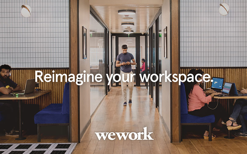 Why flexible workspaces are conducive to disruptive growth