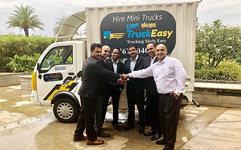 Online freight aggregator TruckEasy gets investment from Tata Motors unit