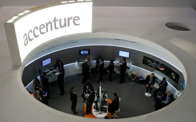 Accenture buys big data services company Kogentix