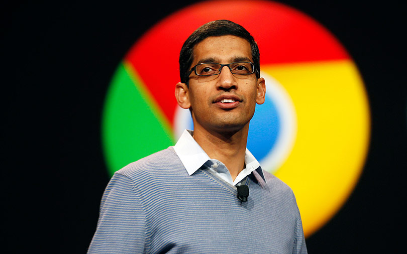 Android may not remain free after EU fine, warns Google CEO Pichai