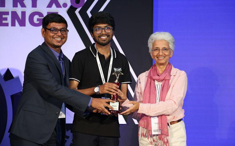 Meet the winners of Accenture Ventures' Industry X.0 Challenge