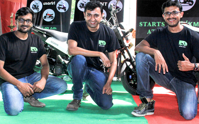 Two-wheeler rental firm Metro Bikes raises fresh capital, rebrands to Bounce