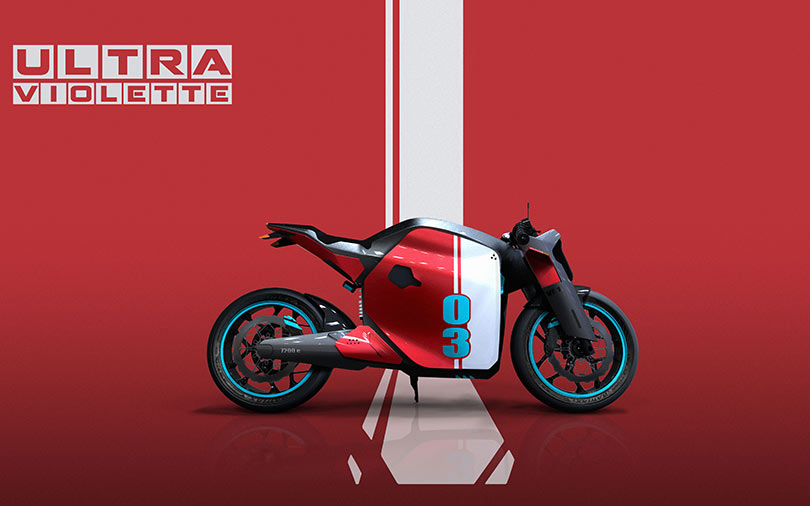 Electric bike startup Ultraviolette gets fresh funding from TVS Motor
