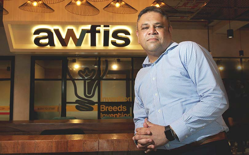 Indian co-working market large enough to accommodate 4-5 big players: Awfis' Ramani