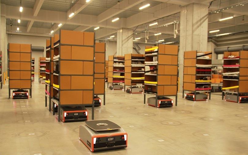 Tiger Global-backed robotics company GreyOrange starts US operations