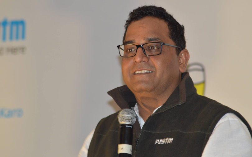 Paytm's Vijay Shekhar Sharma takes a pay cut in FY18