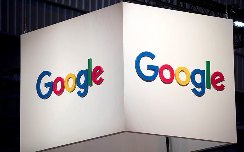Google says you're clicking too much to notice this headline