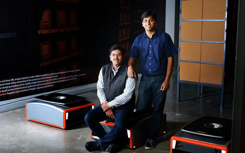 Robotics startup GreyOrange raises $140 mn in Series C fundinground
