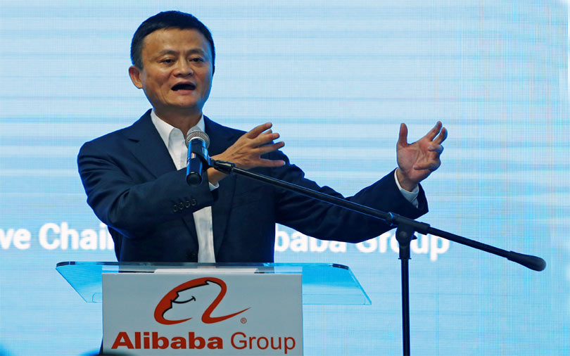Alibaba's Jack Ma to retire in 2019, CEO Zhang to take over as chairman