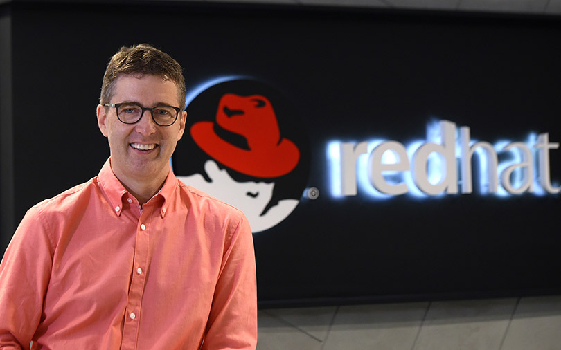 Open source is more mainstream than ever in cloud era: Red Hat's van Leeuwen