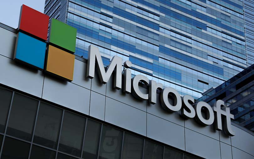 Microsoft Q1 sales, profit exceed forecasts on cloud computing growth