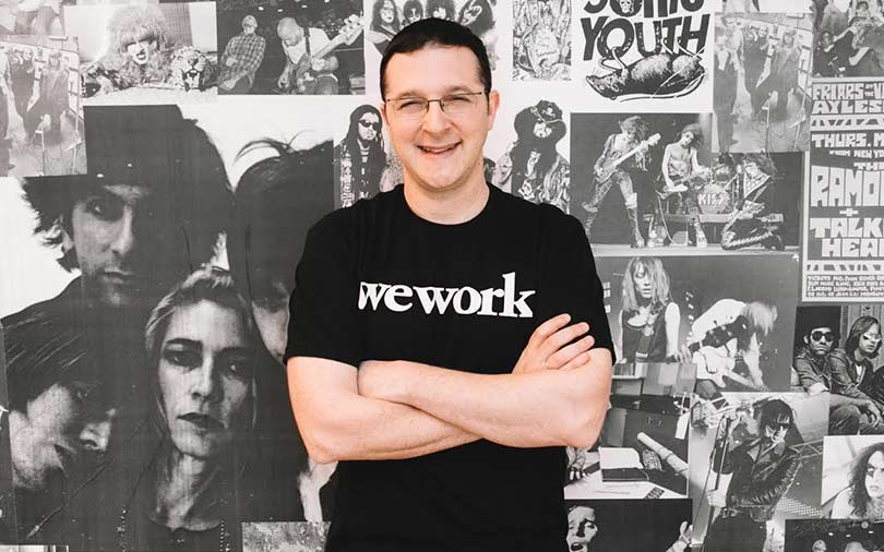 WeWork Labs will expand to 10 Indian locations by 2019-end: Global head Roee Adler