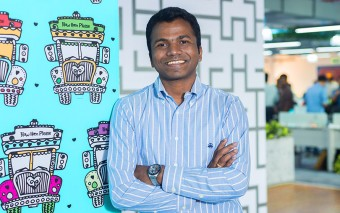 BlackBuck CEO on passing over e-commerce and using tech to change the trucking industry